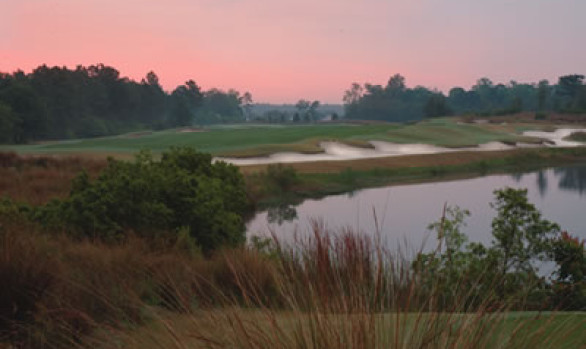 Barefoot Resort, Fazio Course