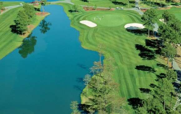 Myrtle Beach National, South Creek