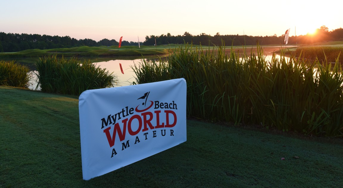 Myrtle beach world amateur golf