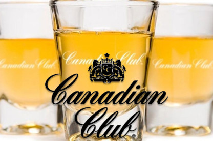 Canadian Club Blended Whiskey