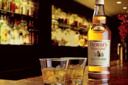 Dewar's Scotch