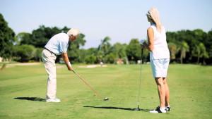 Spouse Golf