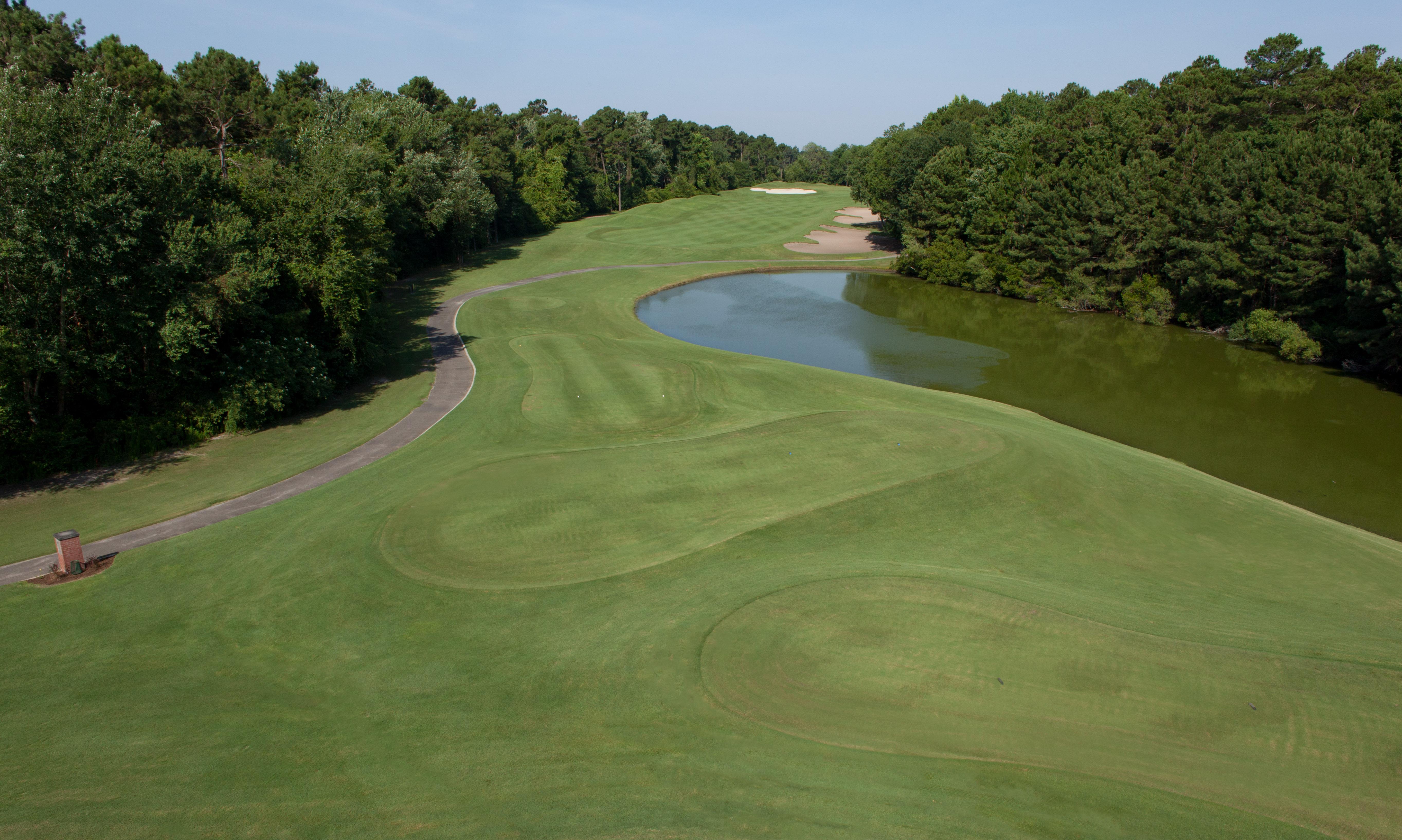 Wild Wing Golf Course Myrtle Beach South Carolina