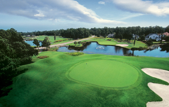 Sea Trail Plantation, Jones Course