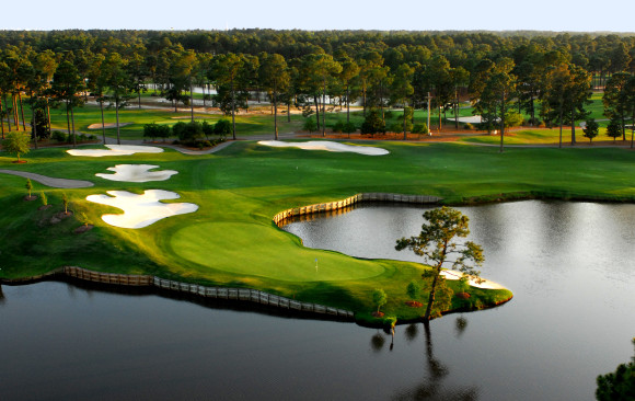 Myrtle Beach National, King's North