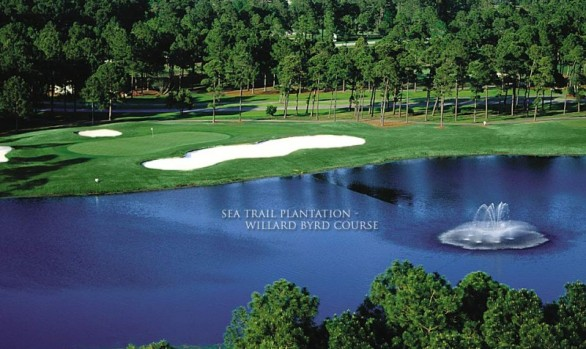 Sea Trail Plantation, Byrd Course
