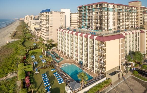 Grande Shores Oceanfront Resort