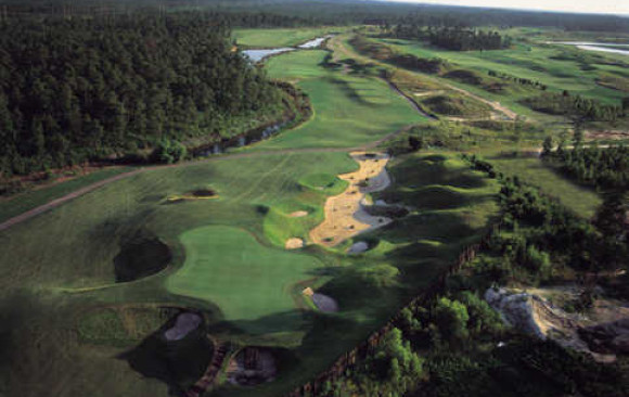 Legends Golf Club, Moorland