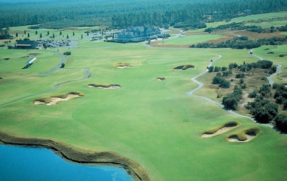 Legends Golf Club, Parkland