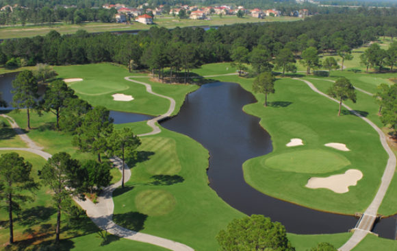 Myrtlewood Golf Club, Pine Hills