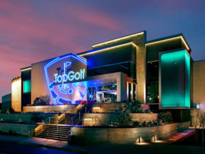 topgolf building