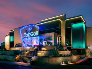 topgolf building