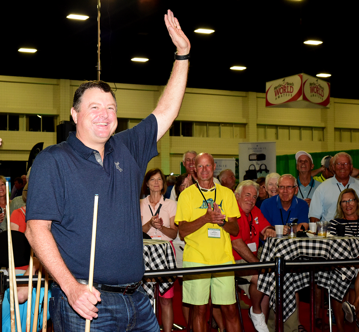 Charlie Rymer Celebrity Guests Announced