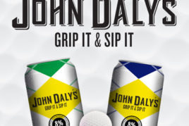John Daly's Grip It & Sip It