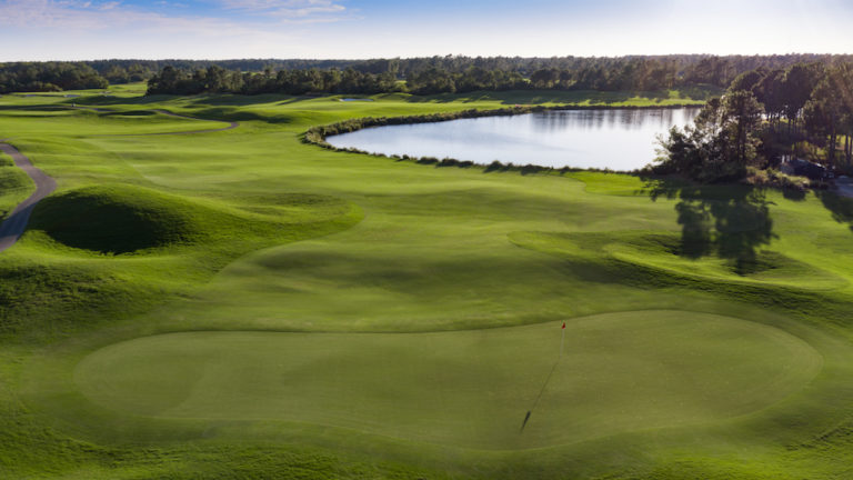 Legends Golf Club - Parkland