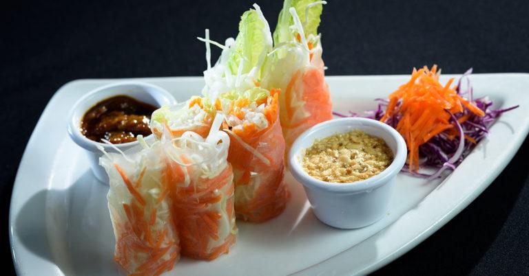 Black Thai Sushi