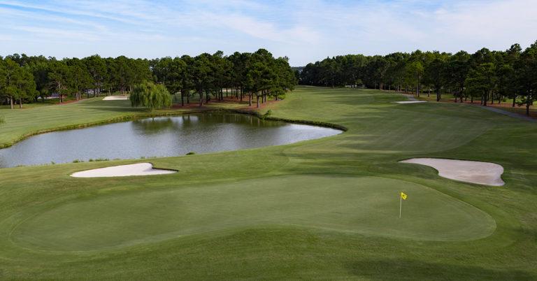myrtlwood golf course 9