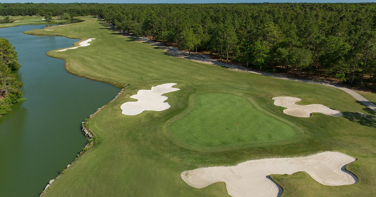 Tiger S Eye Golf Links Myrtle Beach