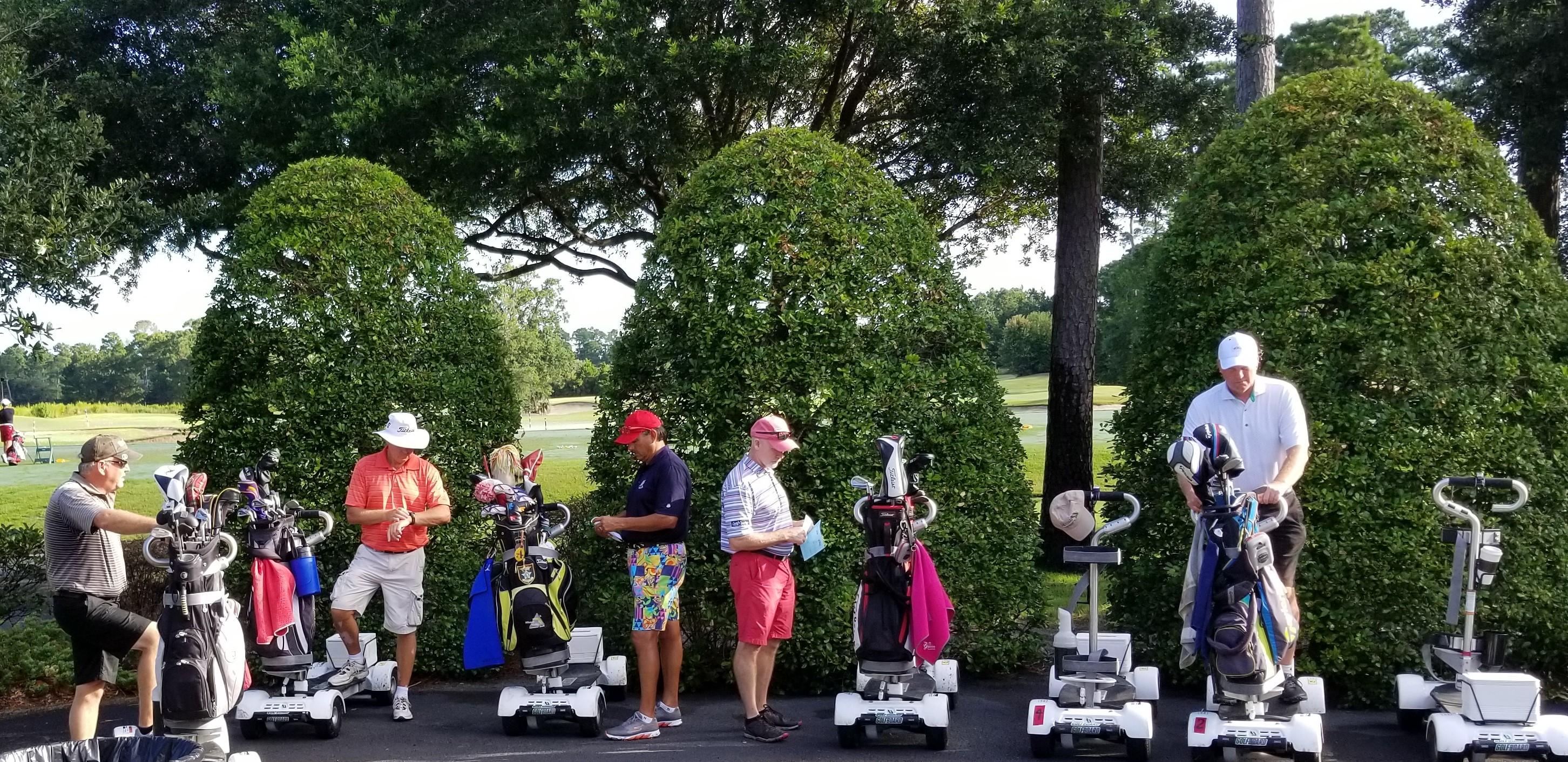 WorldAm-Team GolfBoard - True Blue
